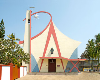 Our Lady of Miracles, Cochin