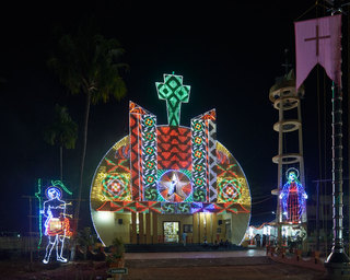 St. Anthony`s Church, Murkanad