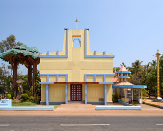 St. Joseph`s Church, Santhipuram